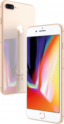 Apple iPhone 8 Plus - 64GB Gold