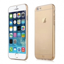 Накладка Baseus iPhone 6/6S Simple Gold