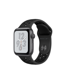 Apple Watch Nike+ Series 4 (GPS) 40mm Space Gray Aluminum Case with Anthracite/Black Nike Sport Band (MU6J2)