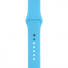 Blue Sport Band 38mm