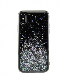 Чехол Switcheasy Starfield Case для iPhone X\XS Black