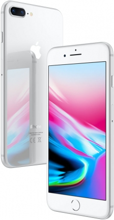 Apple iPhone 8 Plus - 256GB Silver