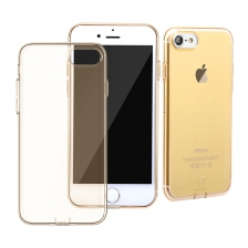 Чехол Baseus Simple Series Case (With-Pluggy) for iPhone 7/8 Gold