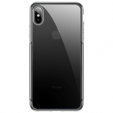 Чехол Baseus Shining Case для iPhone Xs Max Silver