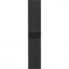 Space Black Milanese Loop 38mm