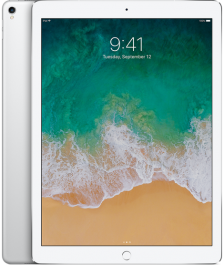 Apple iPad Pro 12.9, 128GB Wi-Fi + Cellular Silver (2016)
