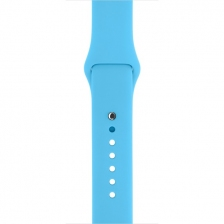Ремешок Light Blue Sport Band for Apple Watch 42mm