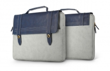 Сумка Baseus British Series Laptop Bag Sapphire+gray