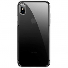Чехол Baseus Shining Case для iPhone Xs Max Black