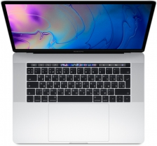 "Apple MacBook Pro 15"" - 256Gb Silver MR962 (2018)"