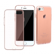 Чехол Baseus Simple Series Case (With-Pluggy) for iPhone 7 Plus/8 Plus Rose gold