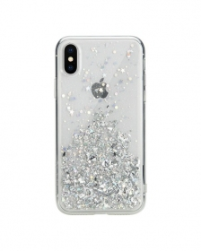 Чехол Switcheasy Starfield Case для iPhone X\XS Clear