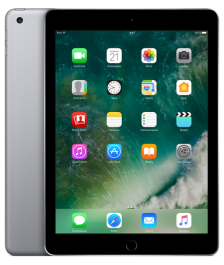 Apple iPad 128GB Wi-Fi Space gray