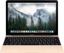 "Apple MacBook 12""-512Gb Gold (MK4N2)"