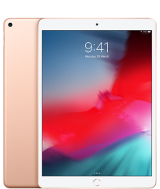 Apple iPad Air Wi-Fi + Cellular 64GB Gold (MV0F2)