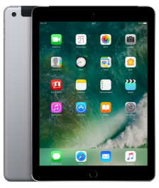Apple iPad 128GB Wi-Fi+Cellular Space gray