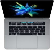 "Apple MacBook Pro 15"" - 256Gb Space gray MPTR2 (2017)"