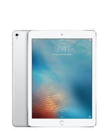Apple iPad Pro 9'7 256GB Wi-Fi Silver