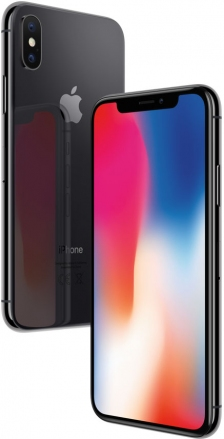 Apple iPhone X - 256GB Space Gray CPO