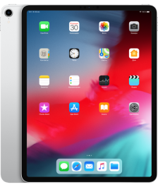 Apple iPad Pro 12.9 2018 Wi-Fi + Cellular 512GB Silver (2018)