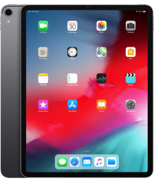 Apple iPad Pro 12.9 2018 Wi-Fi + Cellular 256GB Space Gray (2018)