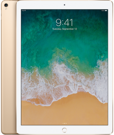 Apple iPad Pro 12.9, 256GB Wi-Fi +Cellular Gold (2017)