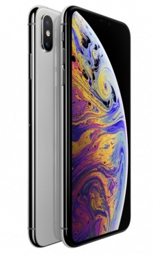 Apple iPhone Xs - 64GB Silver