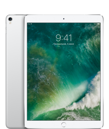 Apple iPad Pro 10.5 Wi-Fi 256GB Silver