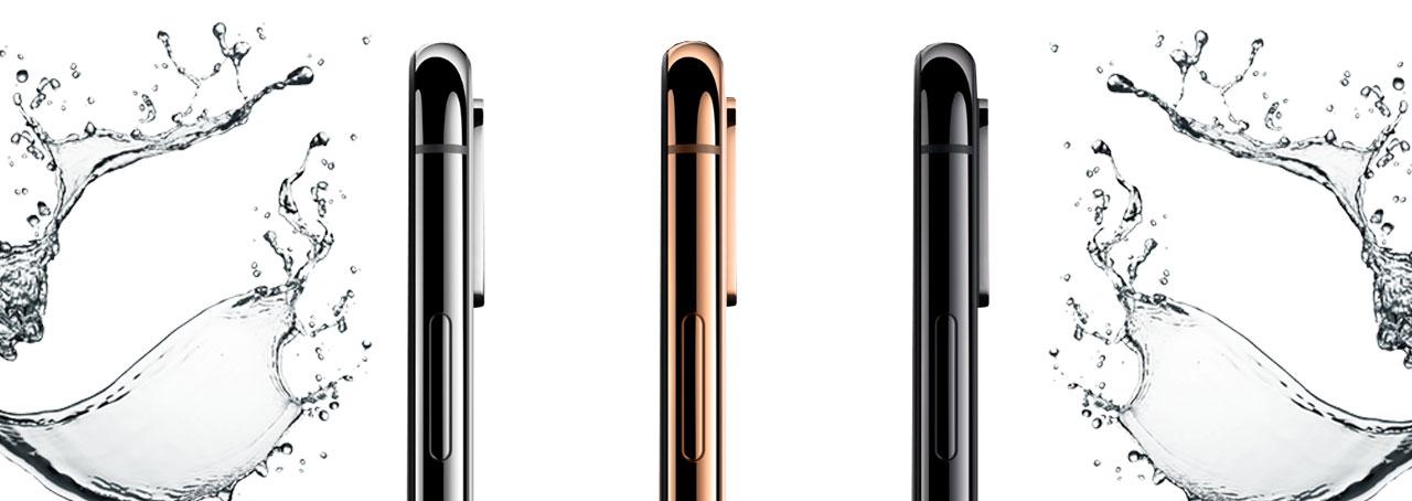 iPhone X s характеристики, защита от воды