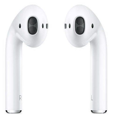 Наушники Apple AirPods 2 в зарядном футляре (MV7N2)