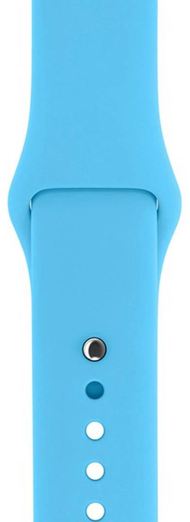 Ремешок Light Blue Sport Band for Apple Watch 38/40 mm