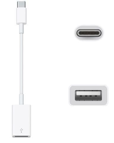 Адаптер USB-C/USB