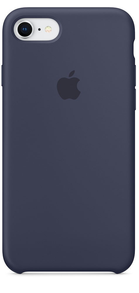 Чехол iPhone 7/8 Silicone Case - Midnight Blue
