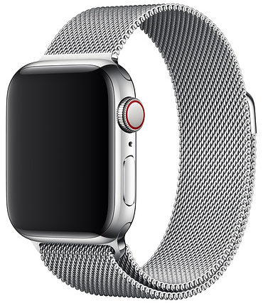 Ремешок Milanese Loop Silver для Watch 38/40 mm