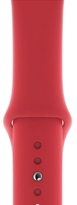 Apple PRODUCT Red Sport Band для Watch 42/44 mm (MLDJ2, MUDN2)