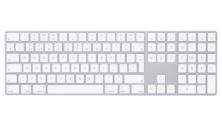 Клавиатура Magic Keyboard с цифровой панелью - Белый