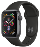 Apple Watch Series 4 40mm Space Gray MU662