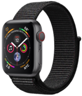 Apple Watch Series 4 40mm Space Gray MTVF2