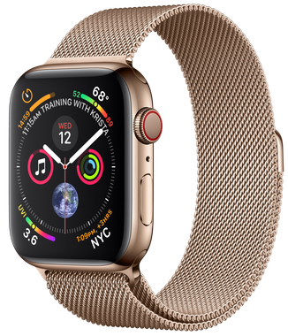 Apple Watch Series 4 44mm Gold MTX52