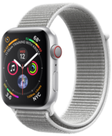 Apple Watch Series 4 44mm Silver MTVT2