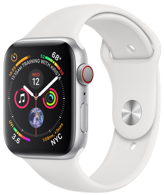 Apple Watch Series 4 44mm Silver MTUU2