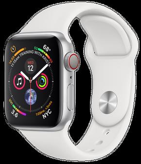 Apple Watch 4  40mm Silver Aluminum MTVA2Apple Watch 4  40mm Silver Aluminum MTVA2