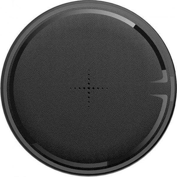Беспроводное зарядное устройство Rock W12 Quick Wireless charger - Черный