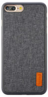 Чехол Baseus Grain Case For iPhone 7 Plus/8 Plus Gray