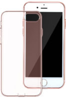 Чехол Baseus Simple Series Case for iPhone 7/8 Rose gold
