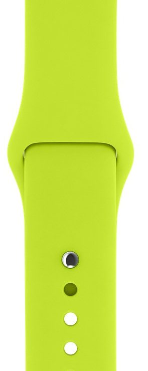 Apple Green Sport Band 38/40 mm (MJ4M2)