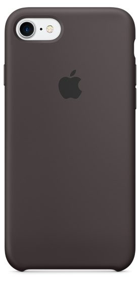 Чехол iPhone 7/8 Silicone Case - Cocoa