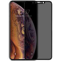 Защитное стекло iPhone ХS Max 2.5D Black Privacy Антишпион