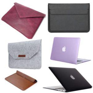 Чехлы, сумки, накладки для MacBook
