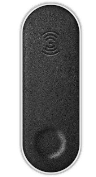 Беспроводное зарядное устройство Wiwu Dual wireless charger (QC320) Black